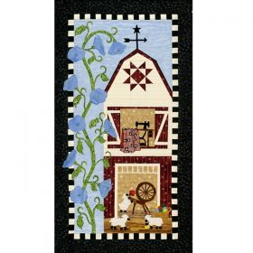 """The Quilt Loft Pattern from """"The Barnyard Ladies"""" Series"""