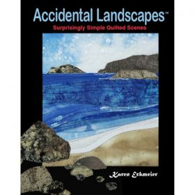 Accidental Landscapes Quilt Pattern Book