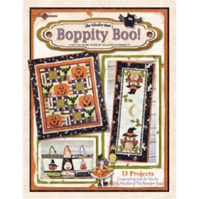 Boppity Boo Quilt Pattern Book