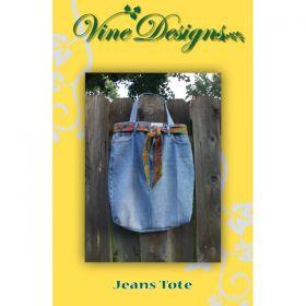 Jeans Tote Pattern