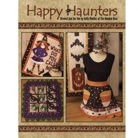 HAPPY HAUNTERS BOOK