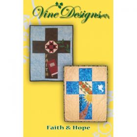 Faith & Hope Wall Hanging/Banner Pattern