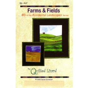 Accidental Landscapes - Farms & Fields Quilt Pattern