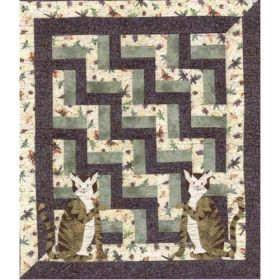CATS WANT QUILTS!*