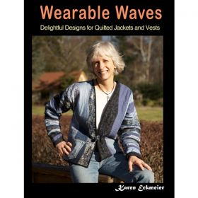 Wearable Waves Jacket Book