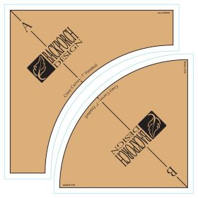 "7"" CRAZY CURVES TEMPLATE"