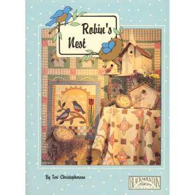 ROBIN'S NEST QUILT BOOK*