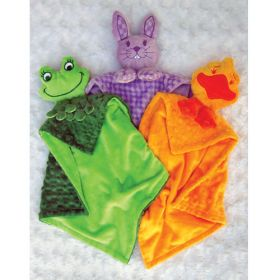 HANKIE BLANKIE PETS-NEW FRIENDS + CD