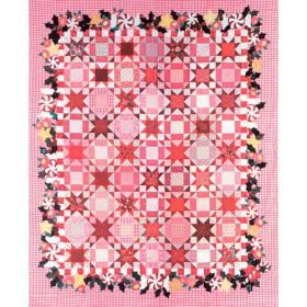 PEPPERMINT TWIST QUILT PATTERN