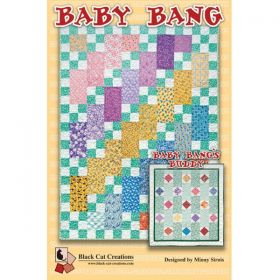 Baby Bang Quilt Pattern