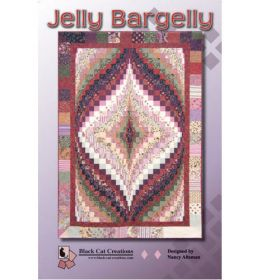 JELLY BARGELLY QUILT PATTERN
