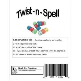 Twist-n-Spell Construction Kit