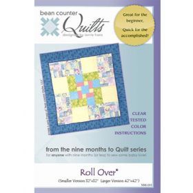 ROLL OVER QUILT PATTERN