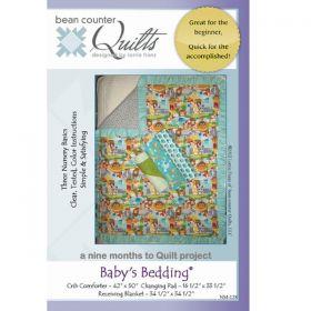 Baby's Bedding Quilt Pattern