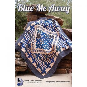 Blue Me Away Quilt Pattern