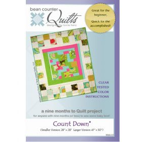 COUNT DOWN QUILT PATTERN