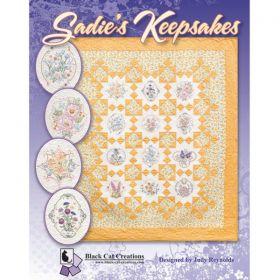 Sadie's Keepsakes Embroidery Pattern