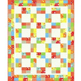 Ready to Bloom Quilt Pattern