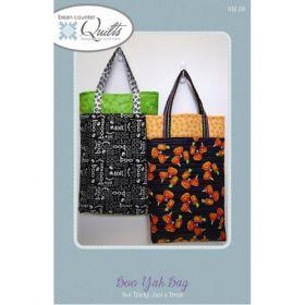 Boo Yah Bag Quilt Pattern