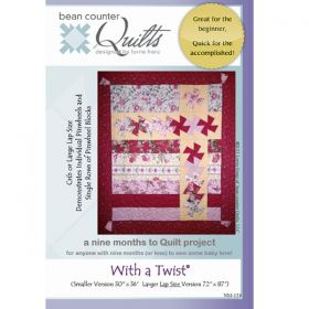 With A Twist Quilt Pattern