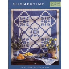 SUMMERTIME QUILT PATTERN BOOK*