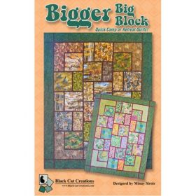 Bigger Big Block Quilt Pattern
