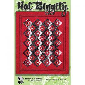 Hot Ziggity Quilt Pattern
