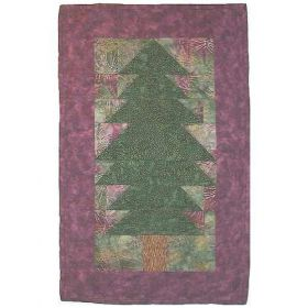 THE TREE QUILT PATTERN*