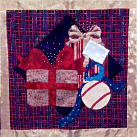 CHRISTMAS MEDLEY-BLOCK 5
