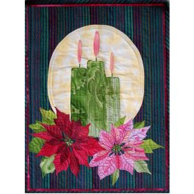 SEASONS GREETINGS QUILT PATTERN