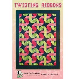 Twisting Ribbons