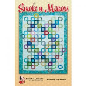 Smoke 'n Mirrors Quilt Pattern