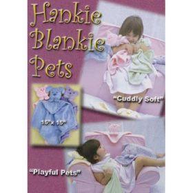 HANKIE BLANKIE PETS + CD