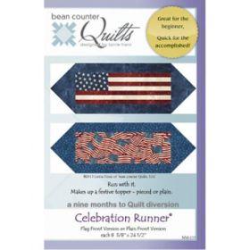 Celebration Runner Quilt Pattern