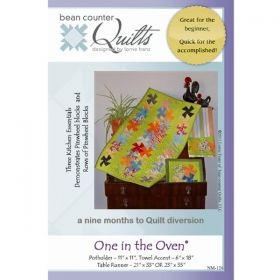 One In The Oven Quilt Pattern