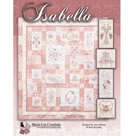 Isabella Embroidery Pattern