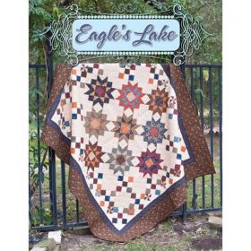 Eagle's Lake Quilt Pattern