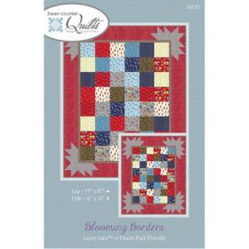 Blooming Borders Quilt Pattern