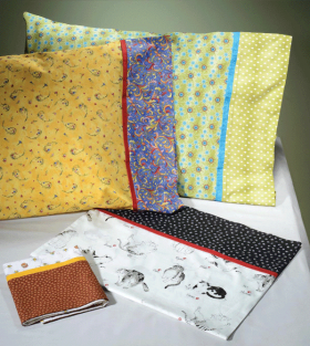 THAT Easy Pillowcase Quilt Pattern Card