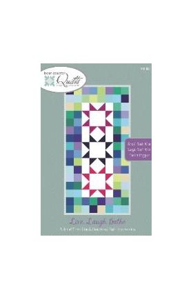 LIve, Laugh, Bathe Quilt Pattern